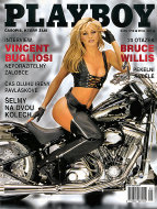 Playboy Czech / Slovak Vol. 8 No. 10 Magazine