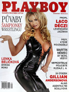 Playboy Czech Vol. 5 (9) No. 7 Magazine
