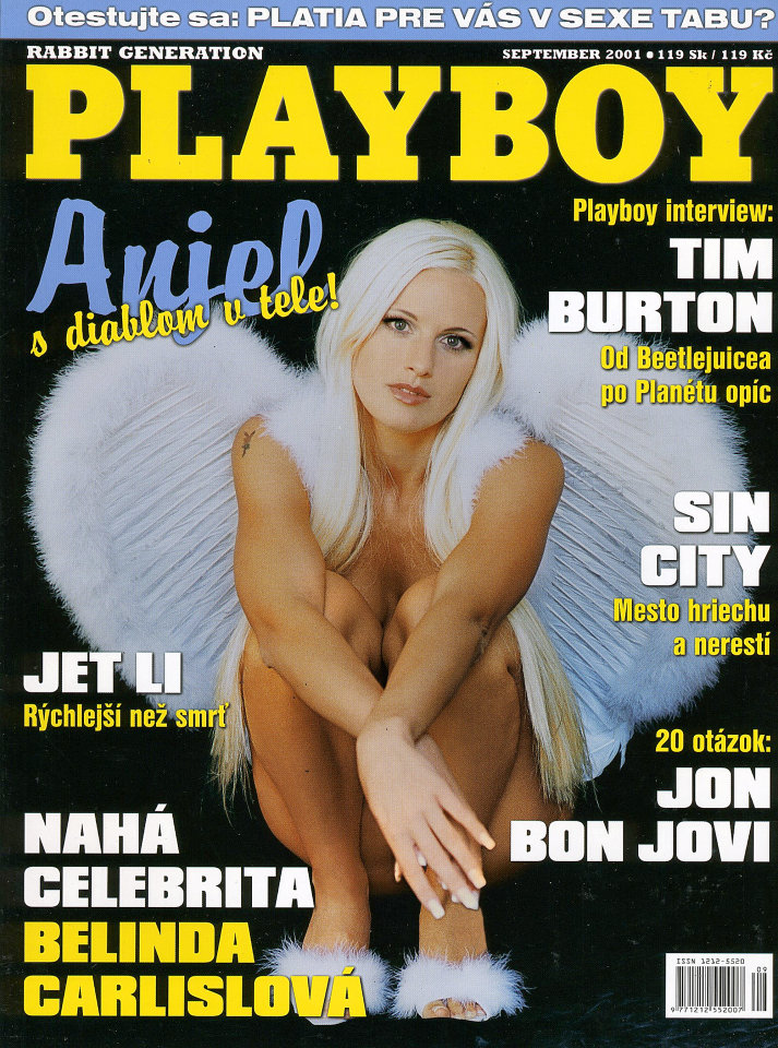 Playboy Czech Vol. 5 No. 9
