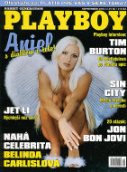 Playboy Czech Vol. 5 No. 9 Magazine