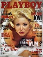 Playboy Czech Vol. 7 (11) No. 11 Magazine