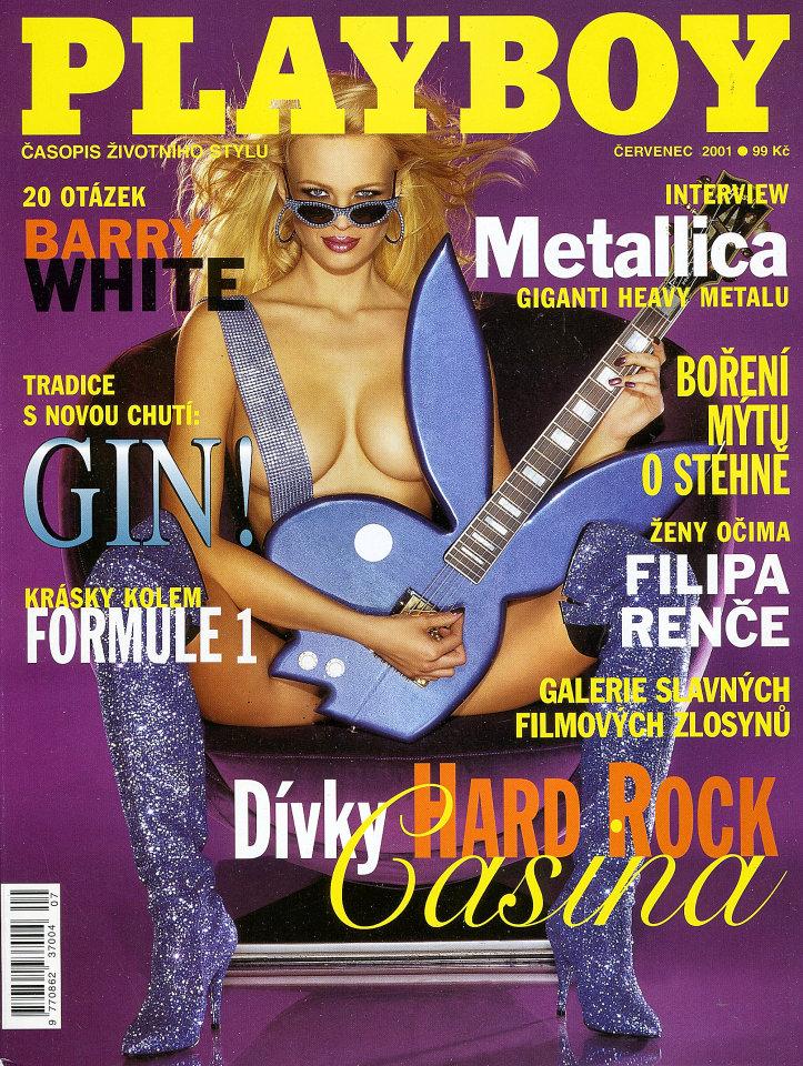Playboy Czech Vol. 7 (11) No. 7