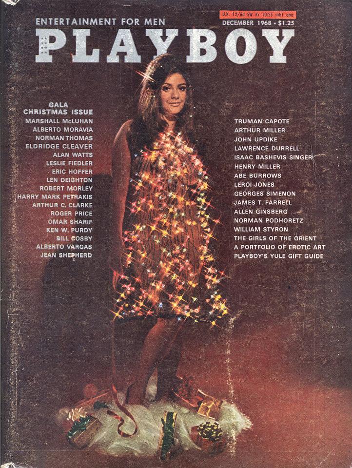 Playboy  Dec 1,1968