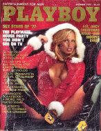 Playboy  Dec 1,1977 Magazine