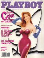 Playboy Espana No. 121 Magazine