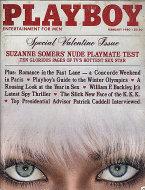 Playboy  Feb 1,1980 Magazine