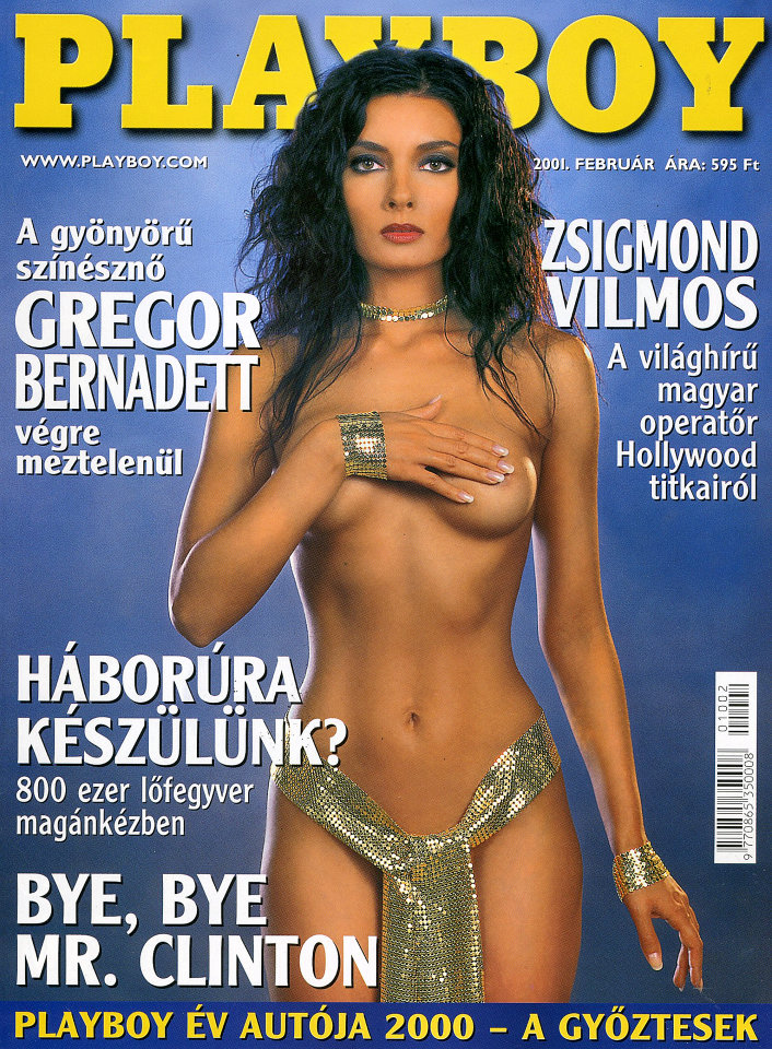 Playboy Hungary Vol. III No. 2