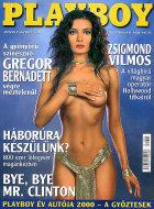 Playboy Hungary Vol. III No. 2 Magazine