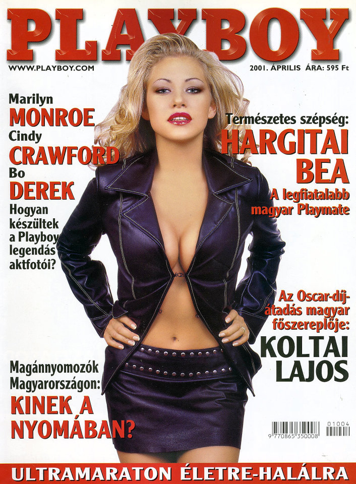 Playboy Hungary Vol. III No. 4
