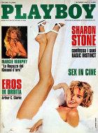 Playboy Italia Vol. VI No. 12 Magazine