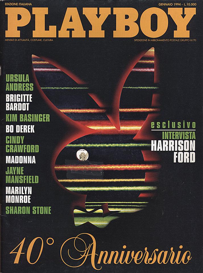 Playboy Italiana Vol. VIII No. 1