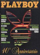 Playboy Italiana Vol. VIII No. 1 Magazine