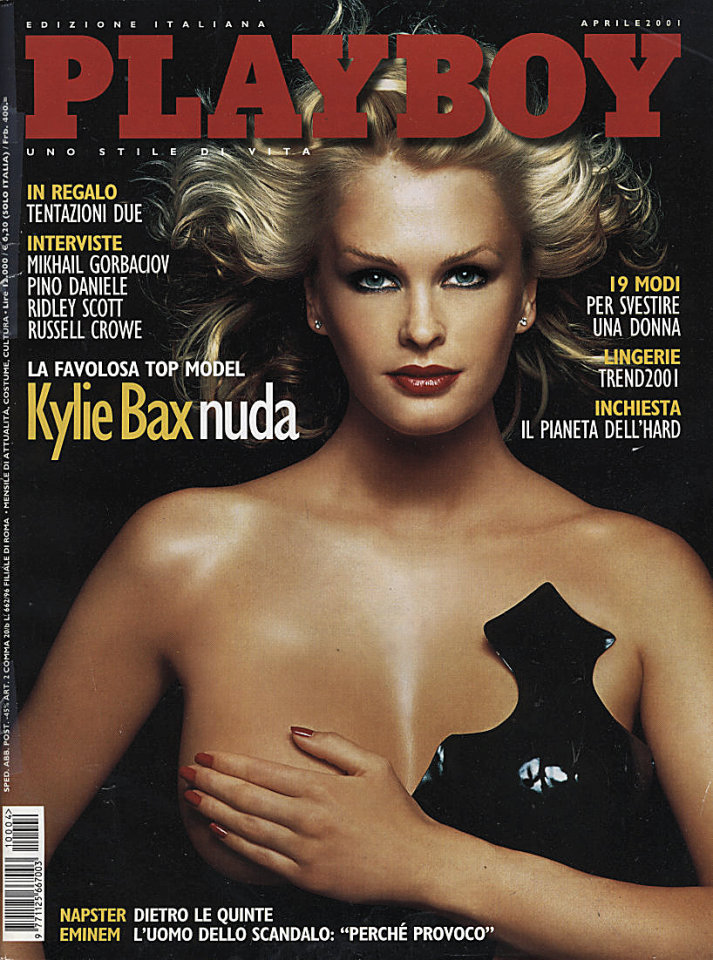Playboy Italiana Vol. VX No. 4