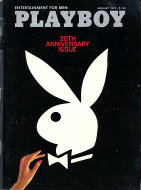 Playboy  Jan 1,1974 Magazine