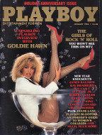 Playboy  Jan 1,1985 Magazine