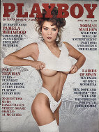 Playboy Magazine April 01, 1983 Magazine