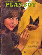 Playboy Magazine April 1, 1968 Magazine