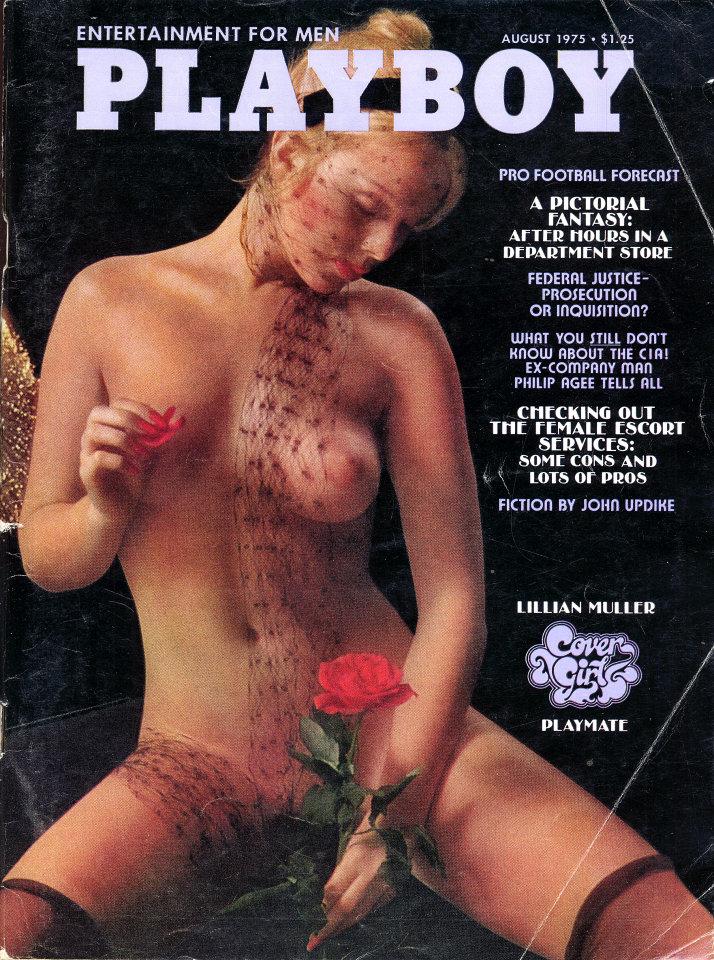 Playboy Magazine August 1, 1975