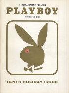 Playboy Magazine December 1, 1963 Magazine