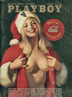 Playboy Magazine December 1, 1972 Magazine