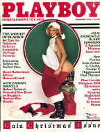 Playboy Magazine December 1, 1982 Magazine