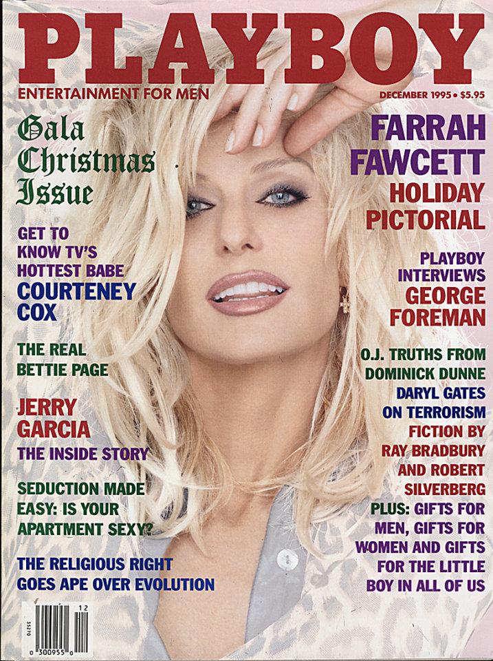 Playboy Magazine December 1, 1995