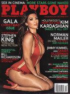 Playboy Magazine December 1, 2007 Magazine