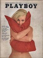 Playboy Magazine February 1, 1969 Magazine