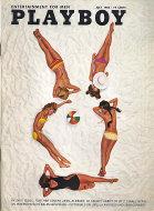 Playboy Magazine July 1, 1966 Magazine