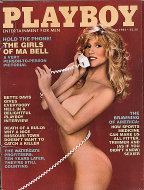 Playboy Magazine July 1, 1982 Magazine
