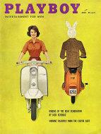 Playboy Magazine June 1, 1959 Magazine