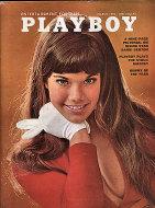 Playboy Magazine March 1, 1970 Magazine