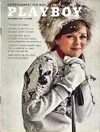 Playboy Magazine November 1, 1963 Magazine