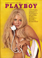 Playboy Magazine October 1, 1969 Magazine