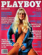 Playboy Mexico Vol. 4 No. 40 Magazine