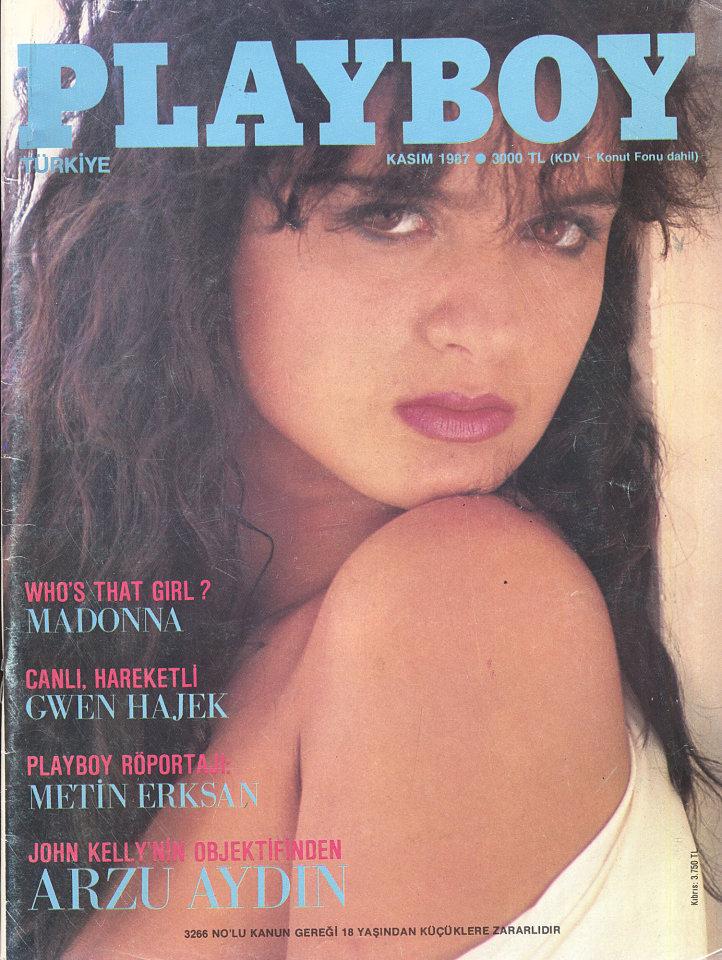 Playboy  Nov 1,1987