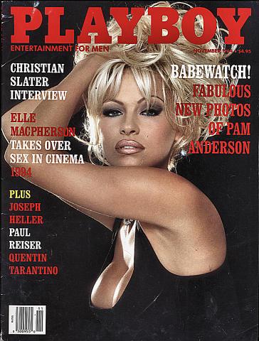 Playboy  Nov 1,1994 Magazine