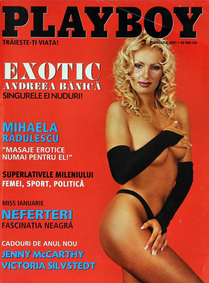 Playboy Romania Vol. 3 No. 1