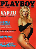Playboy Romania Vol. 3 No. 1 Magazine