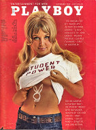 Playboy  Sep 1,1969 Magazine
