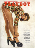 Playboy  Sep 1,1972 Magazine