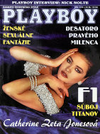 Playboy Slovak Vol. 3 No. 6 Magazine