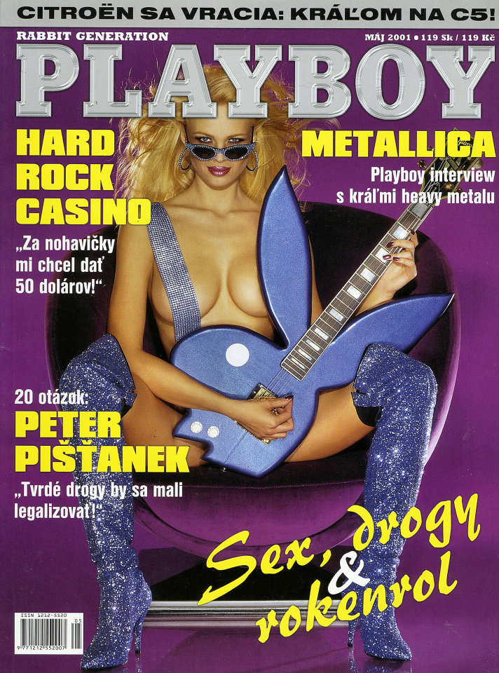 Playboy Slovak Vol. 5 No. 5