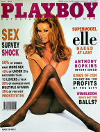 Playboy South Africa Vol. 1 No. 7 Magazine