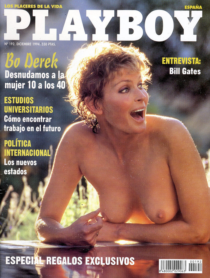 Playboy Spain Issue No. 192
