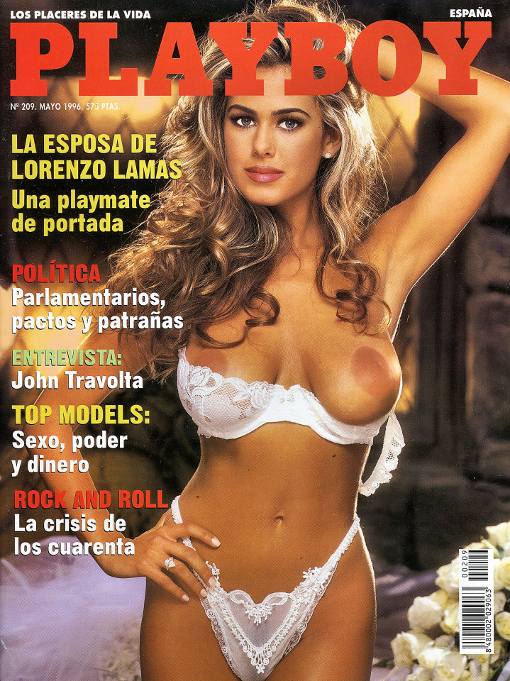 Playboy Spain Issue No. 209