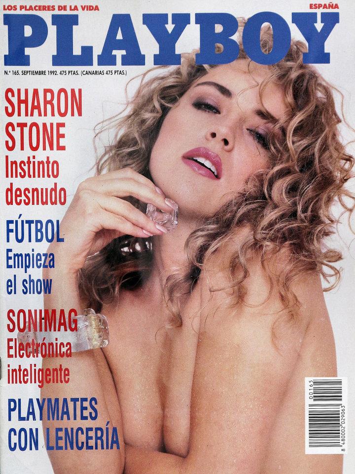 Playboy Spain No. 165