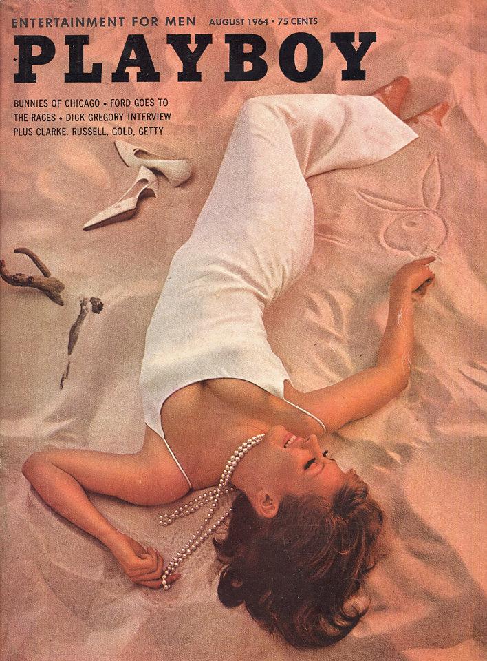 Playboy Vol. 11 No. 8