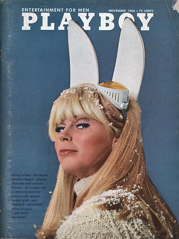 Playboy Vol. 13 No. 11