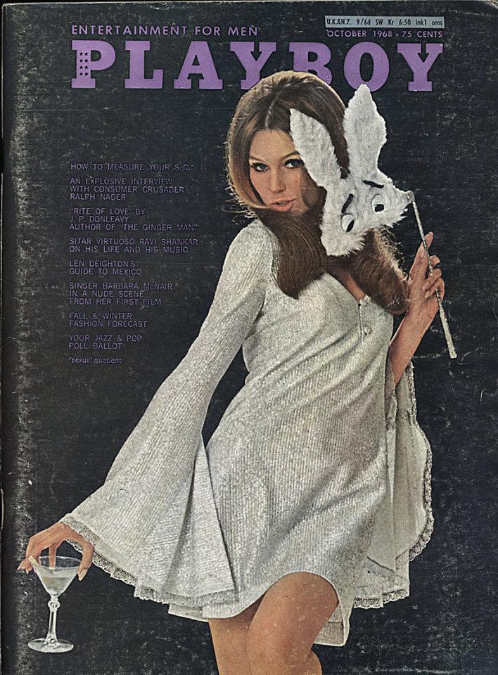 Playboy Vol. 15 No. 10